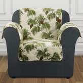 Sure Fit Lodge Pinecone Armchair Slipcover