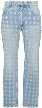 Etoile Isabel Marant Corliff distressed jeans