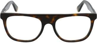 RetroSuperFuture Flat Top Frame Glasses