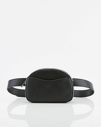 Le Château Saffiano Faux Leather Belt Bag