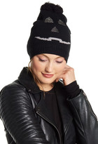 Collection XIIX Pumpkin Face Beanie
