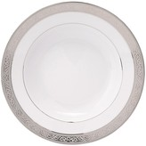 "Philippe Deshoulieres Trianon"" Platinum Rim Soup Plate"