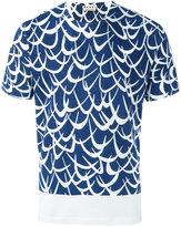 Marni printed T-shirt - men - Cotton - 46