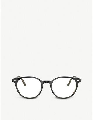 Oliver Peoples OV5429U Mikett acetate round-frame glasses