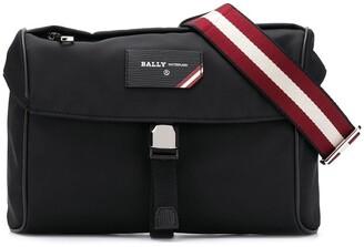Bally Striped Strap Bum Bag