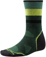 Smartwool PhD Outdoor Pattern Socks - Merino Wool, Crew (For Men and Women)