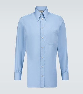 Gucci Exclusive to Mytheresa - long-sleeved formal shirt