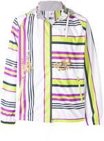 adidas striped sports jacket