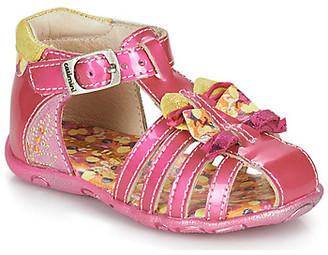 Catimini CYGNE girls's Sandals in Pink