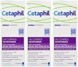 Cetaphil DermaControl Oil Control SPF 30, 4 oz (Pack of 3)