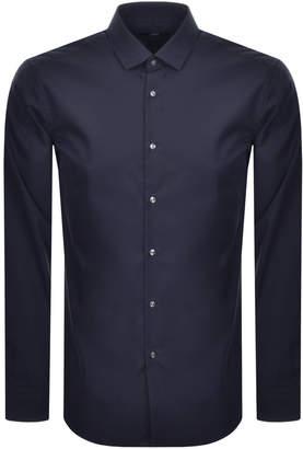 HUGO BOSS Boss Business Slim Fit Jason Shirt Navy