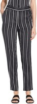 St. John Sahara Stripe Relaxed Pants