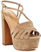 Breckelle's Breckelle&s Joan Chunky Platform Sandal