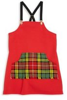 Junior Gaultier Toddler's, Little Girl's & Girl's Tavola Suspender Dress