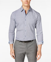 Tasso Elba Men's Print Long-Sleeve Shirt