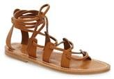 K Jacques St Tropez Women's K.jacques St. Tropez Ankle Wrap Sandal