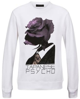 Undercover Flower sweatshirt