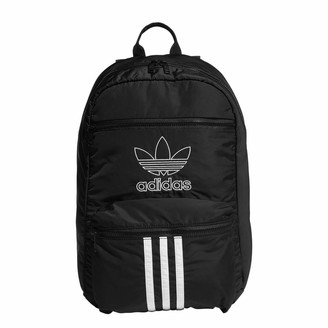 adidas Unisex National 3-Stripes Backpack