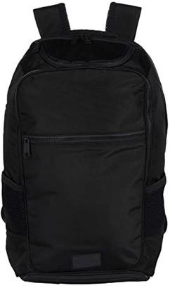 Vera Bradley Reactive XL Journey Backpack (Black) Backpack Bags