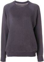 Etoile Isabel Marant long-sleeved sweater - women - Cotton/Linen/Flax/Viscose - 36