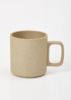 Hasami natural medium mug