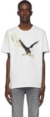 Rag & Bone White Eagle T-Shirt