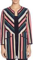 Catherine Malandrino Pip Striped Jacket