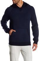 Vince Pullover Wool Blend Hoodie