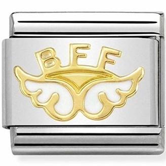Nomination Unisex Stainless Steel Bangle Bracelet - 1