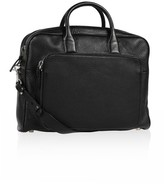 Mackage Fione Black Leather Briefcase
