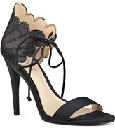 Nine West 'Carly' Ankle Tie Sandal (Women)