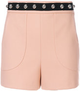 RED Valentino high waisted shorts