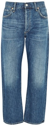 Citizens of Humanity Emery wide-leg cropped jeans