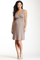 Michael Stars V-Neck Dress (Maternity)