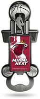 Miami Heat Party Starter Bottle Opener Magnet