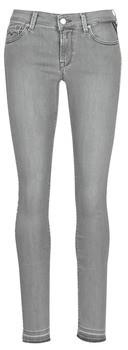 Replay LUZ women's Skinny Jeans in Grey