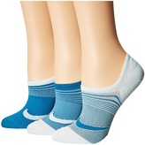 Nike 3-Pair Pack Lightweight Footie Women's No Show Socks Shoes