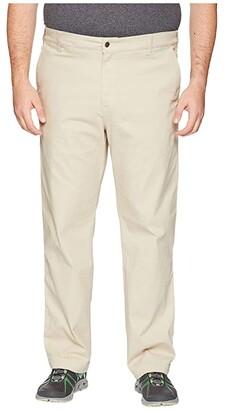 Columbia Big Tall Flex ROC Pant (Fossil) Men's Casual Pants