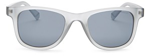 Polaroid Men's Square Sunglasses, 50mm