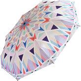 David Daviid London M24 Geometric-print umbrella
