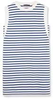 Petit Bateau Women's striped dress