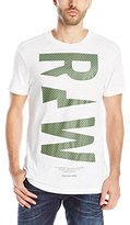 G Star Men's Ruizion R T Short Sleeve Tees