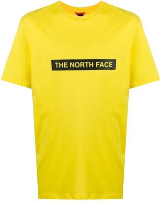 The North Face logo T-shirt