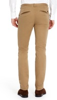 HUGO BOSS 'Rice' | Slim Fit, Stretch Cotton Khaki Pants by BOSS