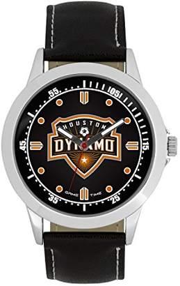 Game Time MLS Houston Dynamo Mens Player Series Wrist Watch