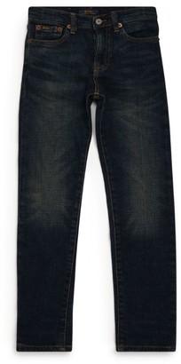 Ralph Lauren Kids Sullivan Dark-Wash Jeans (5-7 Years)