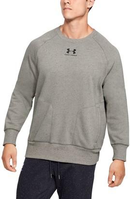 Under Armour Men's Speckled Fleece Sweatshirt