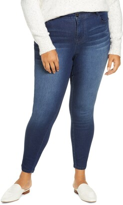 1822 Denim Sculpt High Waist Skinny Jeans