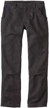 Patagonia Women's Iron Forge Hemp Canvas Double Knee Pants - Regular