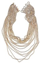 Cartier 18K Yellow Gold Draperie de Decollete Necklace